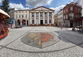 Rewitalizacja Rynku w Oleśnie