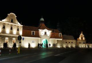 Rewitalizacja fragmentu murów obronnych wraz z basteją w Niemodlinie