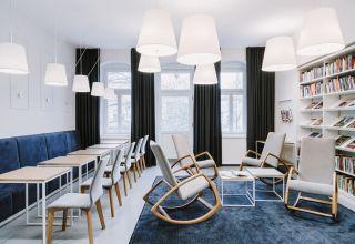 Przebudowa wraz z adaptacją pomieszczeń do potrzeb osób niepełnosprawnych i zakup wyposażenia MBP w Brzegu