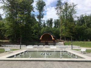 Rewitalizacja dawnego obszaru uzdrowiskowego na terenie położonym w miejscowości Głuchołazy