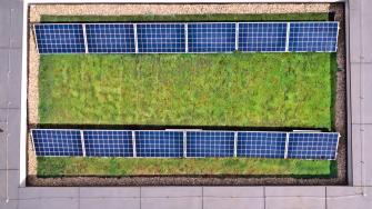 Eko-przestrzeń z energią dla każdego (Żelazna, gmina Dąbrowa)