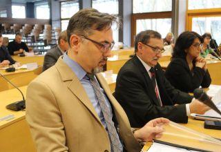 XV posiedzenie Wojewódzkiej Rady Dialogu Społecznego