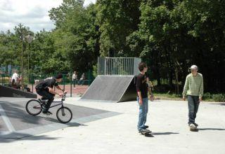 Utworzenie otwartej strefy rekreacyjno-sportowej w Kędzierzynie-Koźlu przy Alei Jana Pawła II