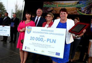 Chróścina najpiękniejsza w województwie opolskim
