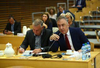 Radni o Odrze i współpracy zagranicznej