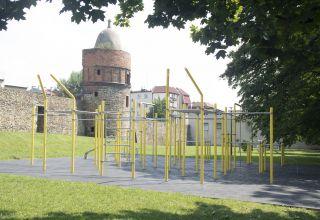 Rewaloryzacja Parku Miejskiego w Głubczycach