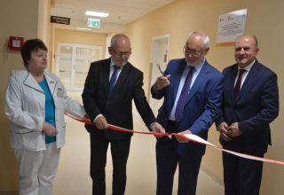 Szpital w Oleśnie. Nowoczesność dla mam