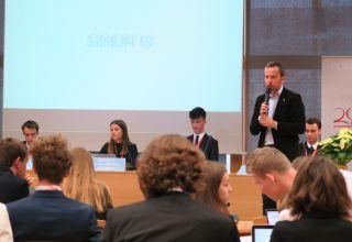 Młodzieżowe obrady ONZ