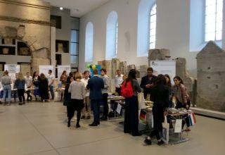 Studenckie Forum Europejskie w Moguncji