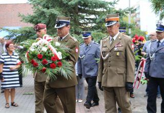 Upamiętniono bohaterów Powstania Warszawskiego